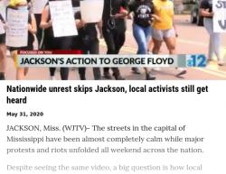 5-31-20 Mississippi Jackson 1-0