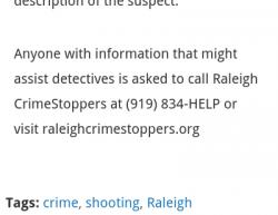 6-28-20 North Carolina Raleigh 1-0