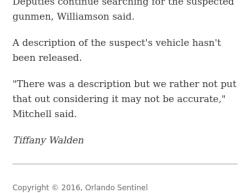09-06-2014 FL Orange County  Multiple Victims-Unknown Perpetrator