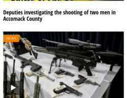11-23-2014 VA Accomack County Multiple Victims-Single Perpetrator