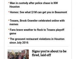 1-7-17 Texas Houston 1-1