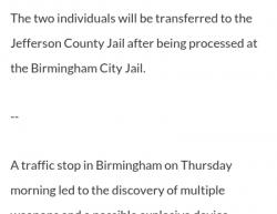 4-20-17 Alabama Birmingham 0-1