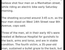 5-27-17 New York Manhattan 3-1