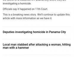 5-29-17 Florida Panama City 1-1