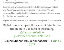 6-6-17 Pennsylvania Strasburg 2-1