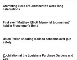 6-8-17 Louisiana Union Parish 1-1