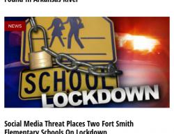 6-23-17 Arkansas Fort Smith 1-0