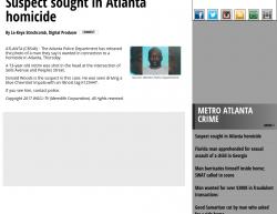 6-29-17 Georgia Atlanta 1-0