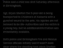 8-5-17 Alabama Birmingham 3-4