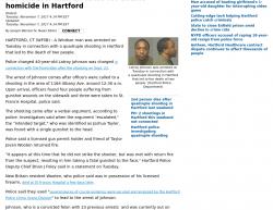 9-23-17 Connecticut Hartford 4-0