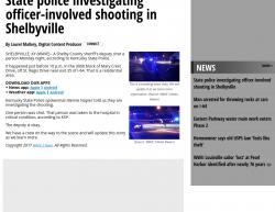 10-23-17 Kentucky Shelbyville 0-1