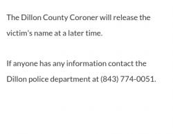 11-25-17 South Carolina Dillon 1-1