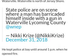 12-31-18 Pennsylvania Waterville 0-1