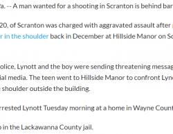 12-28-18 Pennsylvania Scranton 1-1