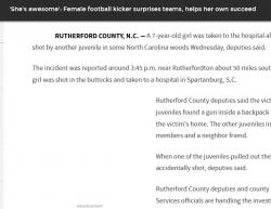 10-1-14 North Carolina Rutherfordton 1-1