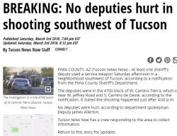 3-3-18 Arizona Tucson 0-0