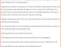 10-5-2016 Virginia Virginia Beach 1-0