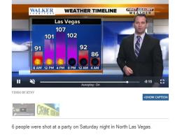8-4-18 Nevada Las Vegas 6-1