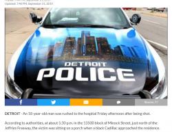 9-20-19 Michigan Detroit 1-1