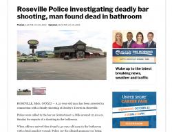 10-20-19 Michigan Roseville 2-1