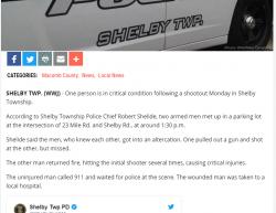 1-6-20 Michigan Shelby Twp 1-1