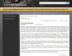 8-31-19 Texas Odessa 30-1