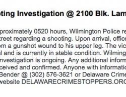 7-12-18 Delaware Wilmington 1-0