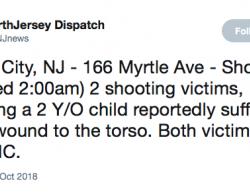 10-28-18 New Jersey Jersey City 2-0