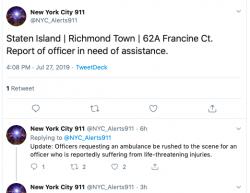 7-27-19 New York Staten Island 1-0