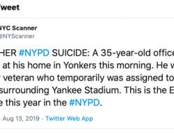 8-13-19 New York Yonkers 1-0