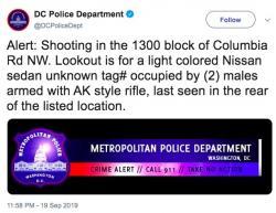 9-19-19 District of Columbia Washington 6-2