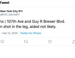 2-13-20 New York Queens 1-1