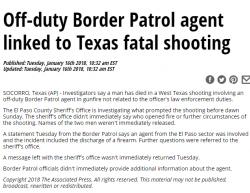 1-14-18 Texas Socorro 1-1