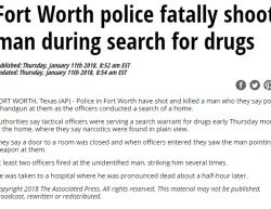 1-11-18 Texas Fort Worth 0-1