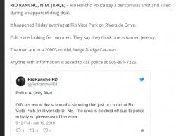 1-12-18 New Mexico Rio Rancho 1-2