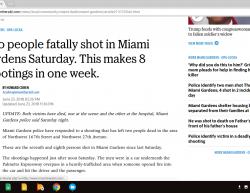 6-23-18 Florida Miami Gardens 2-1