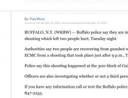 5-19-20 New York Buffalo 3-0