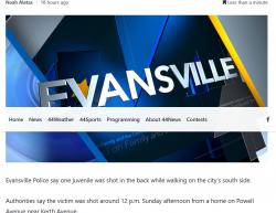 11-10-19 Indiana Evansville 1-0