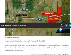 12-6-19 New Mexico Tucumcari 1-1