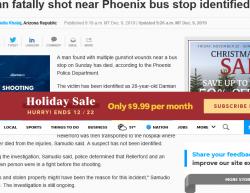 12-8-19 Arizona Phoenix 1-0