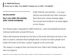1-13-20 Indiana Fort Wayne 1-1