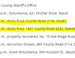 8-12-18 Texas Hooks 0-0