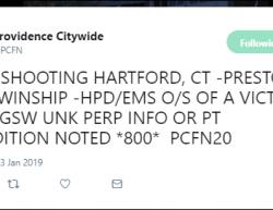 1-3-19 Connecticut Hartford 1-0