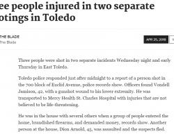 4-25-19 Ohio Toledo 1-0